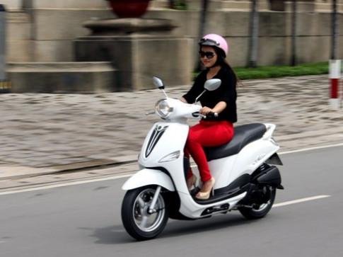 Yamaha sắp ra mắt xe ga mới tại Việt Nam
