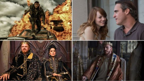 10 phim gay soc tai LHP Cannes 2015