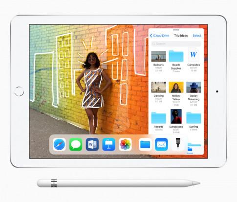 Apple tung iPad 9,7 inch giá ưu đãi cho trường học, giáo viên
