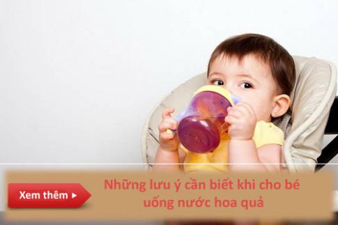 Bác sĩ người Mỹ mách mẹ bỉm sữa cách chữa cảm cúm cho con