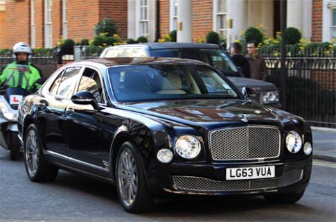 Bentley là thương hiệu kém tin cậy nhất ở Anh