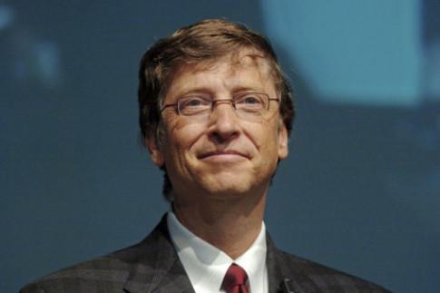 Bill Gates quyên góp 4,6 tỷ USD cho từ thiện