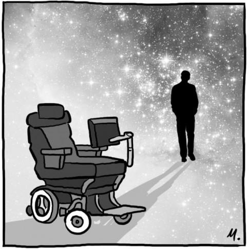 Cả thế giới bày tỏ lòng thương tiếc giáo sư Stephen Hawking