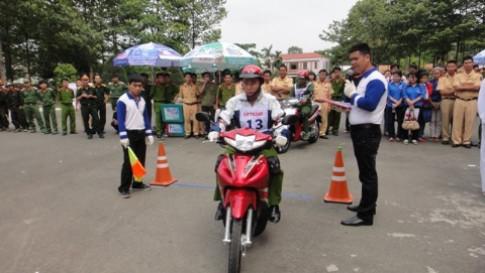 Các chương trình lái xe an toàn 2012 do Honda tổ chức