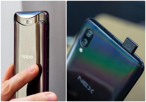 Các cụm camera 'nhúc nhích' thật ra chỉ là sự trở lại của điện thoại trượt, xoay, gập ngày xưa