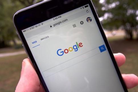Chấp nhận chi 3 tỷ USD cho Apple, Google tiếp tục là công cụ tìm kiếm mặc định trên iOS