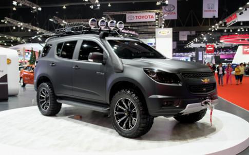 Chevrolet TrailBlazer - SUV off-road kiểu Mỹ