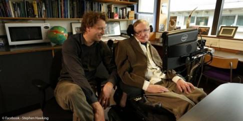 Công trình cuối cùng của giáo sư Stephen Hawking mở ra cánh cổng đến với những vũ trụ khác