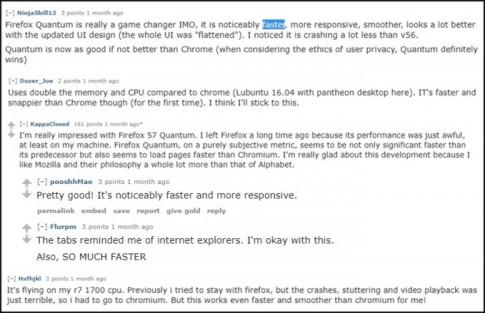 Đây là 5 lý do sẽ khiến bạn 'đá đít' Chrome và đến với Firefox