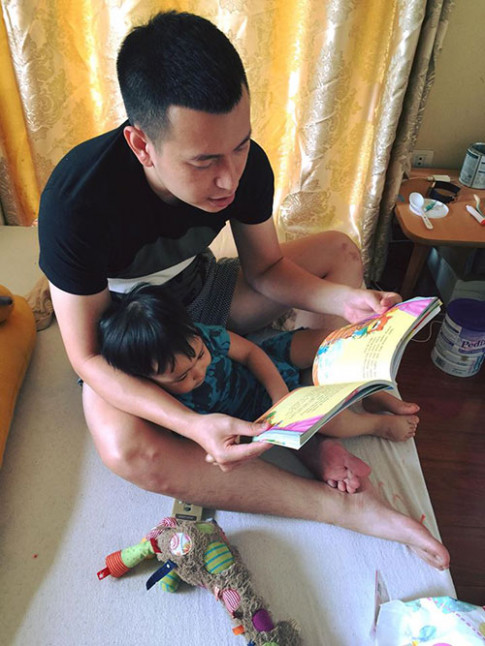 """Đây là lý do trẻ sẽ """"lợi đủ đường"""" khi được ở bên bố thường xuyên"""
