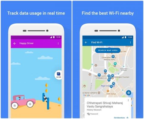 Đây là ứng dụng Google giúp bạn tiết kiệm dữ liệu và quản lý túi tiền khi lướt 3G