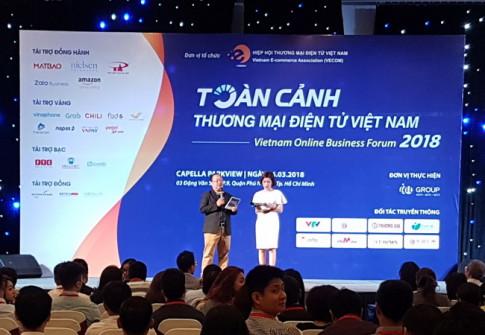 Diễn đàn toàn cảnh Thương mại điện tử Việt Nam 2018 diễn ra tại TP Hồ Chí Minh