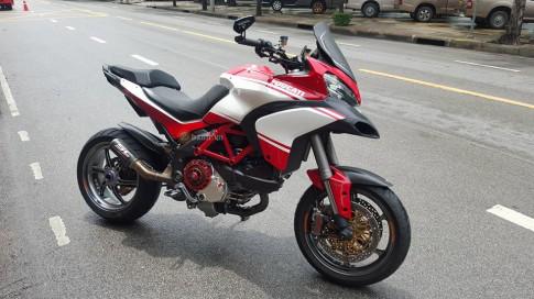 Ducati Multistrada dọn nhẹ nhưng đầy hàng khủng