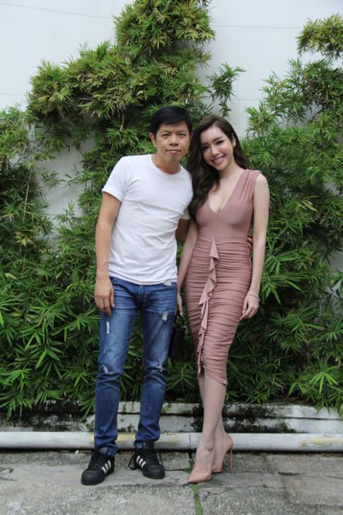 Elly Trần gợi cảm, sánh đôi Thái Hòa và Trương Nam Thành