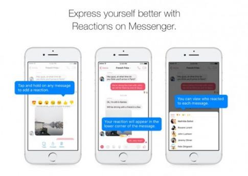 Facebook Messenger cập nhật quyền admin và tạo lời mời qua link