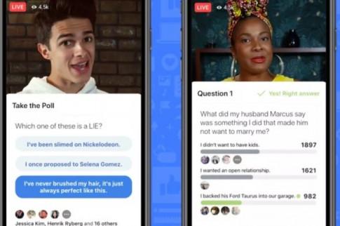 Facebook 'mượn tạm' tính năng của YouTube cho nền tảng stream trực tuyến của mình