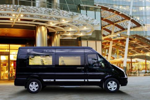 Ford DCar New - mẫu xe mới dành cho doanh nghiệp
