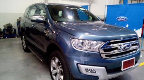 Ford Everest thế hệ mới đến Đông Nam Á