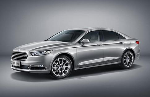 Ford Taurus 2016 - sedan hạng sang Mỹ cho châu Á