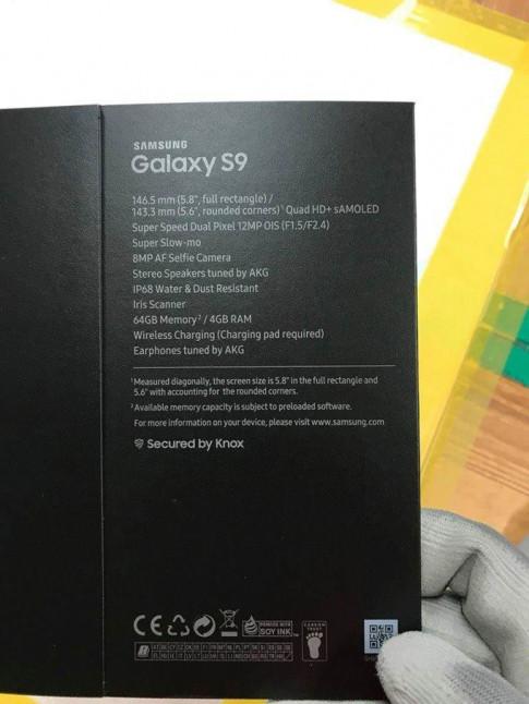 Galaxy lộ 11 tính năng mới chỉ vì một bức ảnh