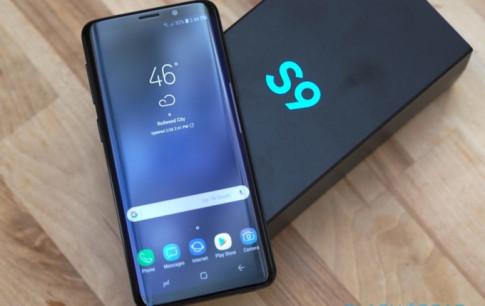 Galaxy S9 làm nên lịch sử - nhưng theo cách mà Samsung không mong muốn