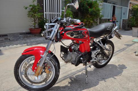 Honda 67 lạ mắt của thợ độ Việt Nam