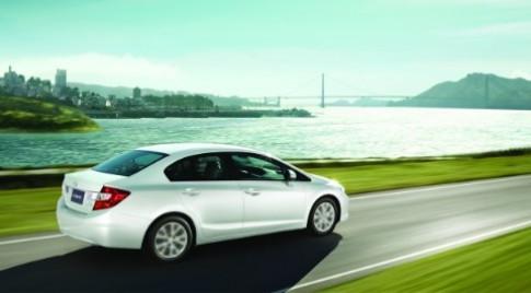 Honda Civic siêu khuyến mãi