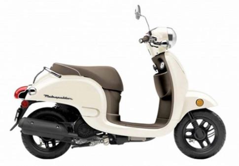 Honda Metropolitan - scooter nho xinh cho noi thi