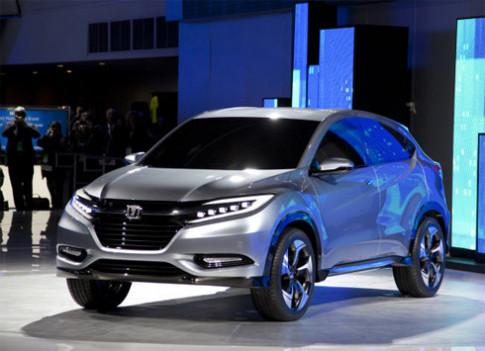 Honda Urban concept - crossover moi cua 2014