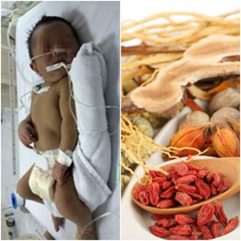 """Hốt hoảng với những """"mẹo dân gian"""" chữa bệnh cho con của mẹ Việt khiến trẻ gặp nguy hiểm"""