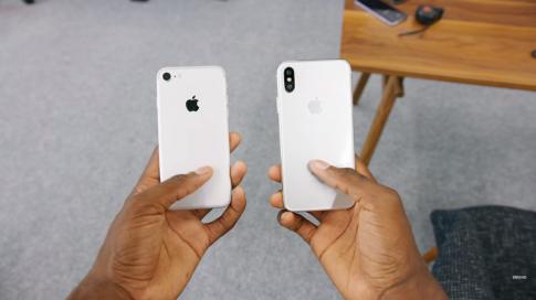iPhone 8 lại lộ hình nguyên mẫu và lần này trông rất thật