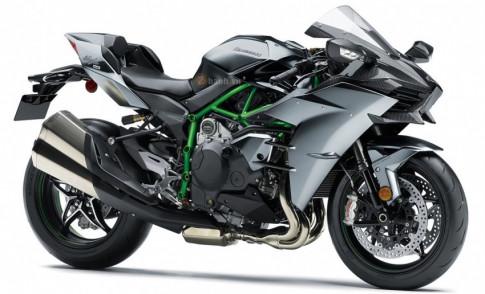 Kawasaki Ninja H2 Carbon phiên bản giới hạn với nhiều nâng cấp mới