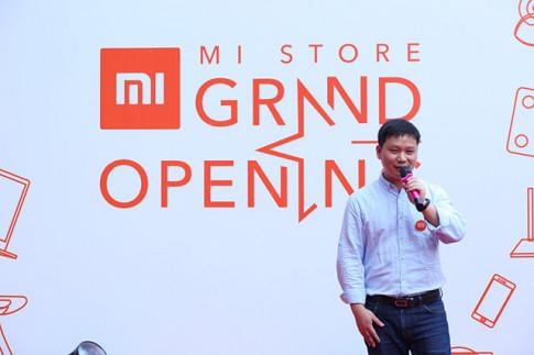 Khai trương cửa hàng Mi Store ủy quyền lớn nhất khu vực tại TPHCM