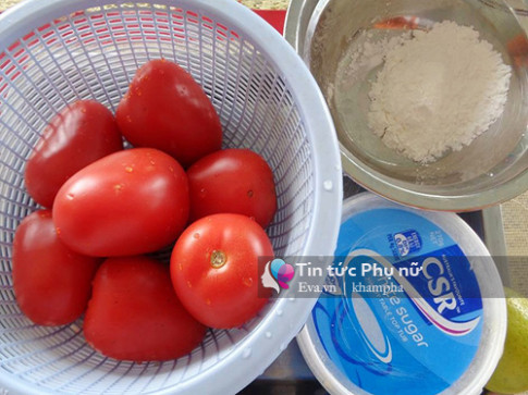 Không ngờ làm sốt cà chua nguyên chất lại đơn giản thế này!