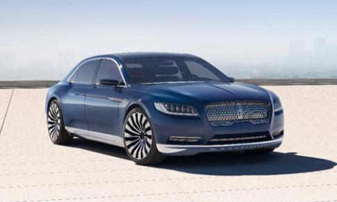Lincoln Continental 2017 - sedan hạng sang chất Mỹ