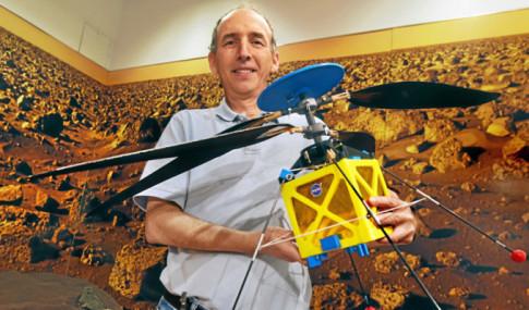 NASA sẽ gửi trực thăng đầu tiên lên sao Hỏa mà không biết nó... bay được hay không