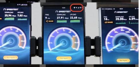 Nghi án BKAV dùng Wi-Fi để test 4G của Bphone 2