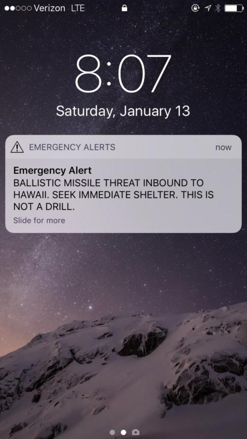 Người dân Hawaii phản ứng ra sao sau báo động tên lửa?