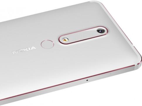 Nokia 6 2018 ra mắt với hàng loạt nâng cấp đáng giá