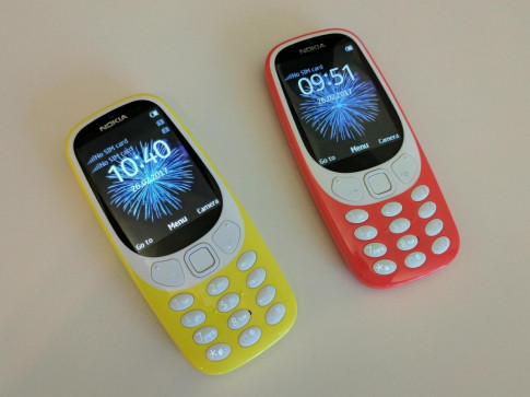 Nokia hồi sinh đầy bất ngờ với Nokia 3310 phiên bản mới