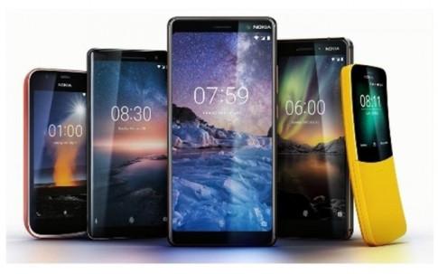 Nokia vượt mặt Samsung để trở thành cái tên được quan tâm nhất tại MWC 2018