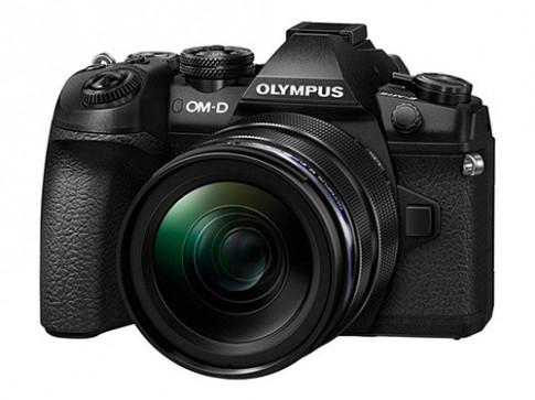Olympus ra E-M1 Mark II chụp 60 hình mỗi giây