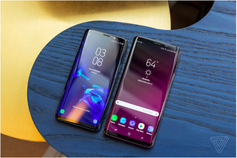 Samsung công bố giá bán bộ đôi Galaxy S9 và S9