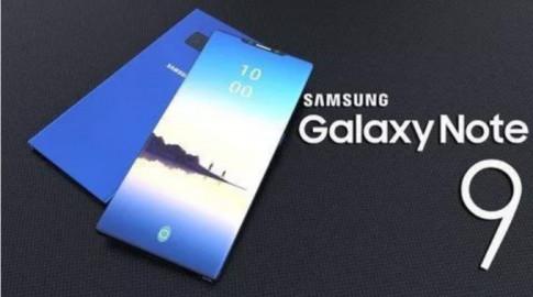Samsung đang 'đau đầu' vì cảm biến vân tay của Note 9
