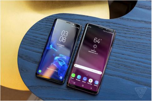 Samsung Galaxy S9 sắp gây sốt làng công nghệ Việt với camera cảm biến siêu tốc