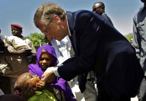 Sau gần hai thập kỷ, Bill Gates lại cho đi số tiền khổng lồ để từ thiện