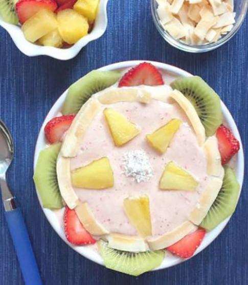 Sinh tố trái cây dành riêng cho lũ trẻ lười ăn rau, quả
