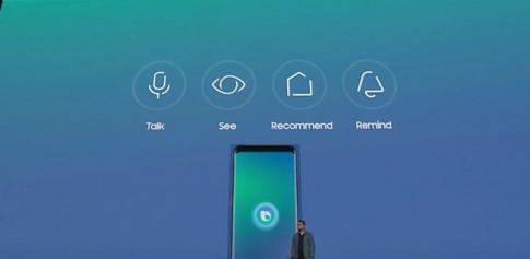Soi trợ lý ảo Bixby mới toanh trên Samsung Galaxy S8