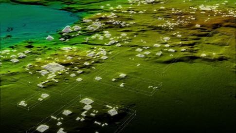 Tìm ra dấu tích của 15 triệu người Maya nhờ công nghệ thăm dò laser