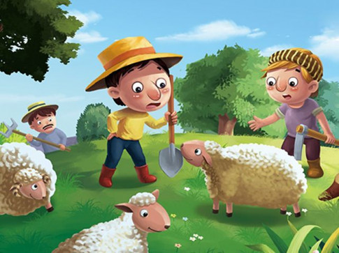 Truyện cổ tích cho bé: Cậu bé chăn cừu và cây đa cổ thụ